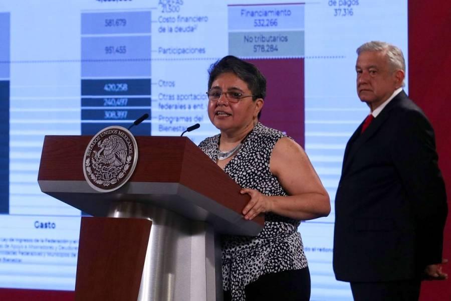 Sexenios de Calderón y Peña condonaron 413 mil millones de pesos