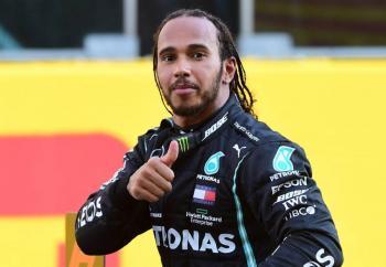 Hamilton se prepara para igualar récord de Schumacher en la F1