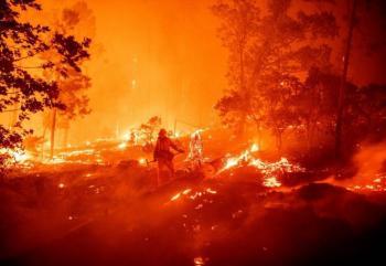 Enviará México 100 bomberos para combatir incendios en California