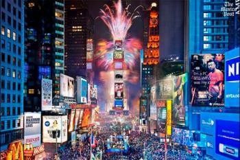 Cancelan celebración de Año Nuevo en Times Square por Covid-19