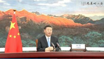 Chocan EU y China por manejo  de la pandemia en la ONU