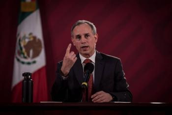 López-Gatell cancela su participación en reunión de la AMANC sobre niños con cáncer