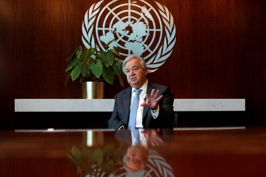 Si el mundo enfrenta el clima como ha hecho con el COVID, temo lo peor: Guterres