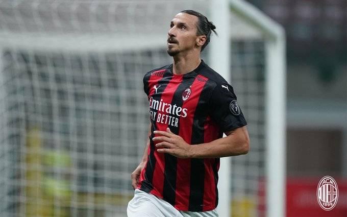 Zlatan Ibrahimovic, positivo a Covid-19