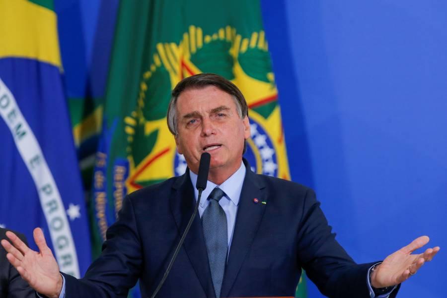 Durante pandemia, incrementa aprobación de Bolsonaro