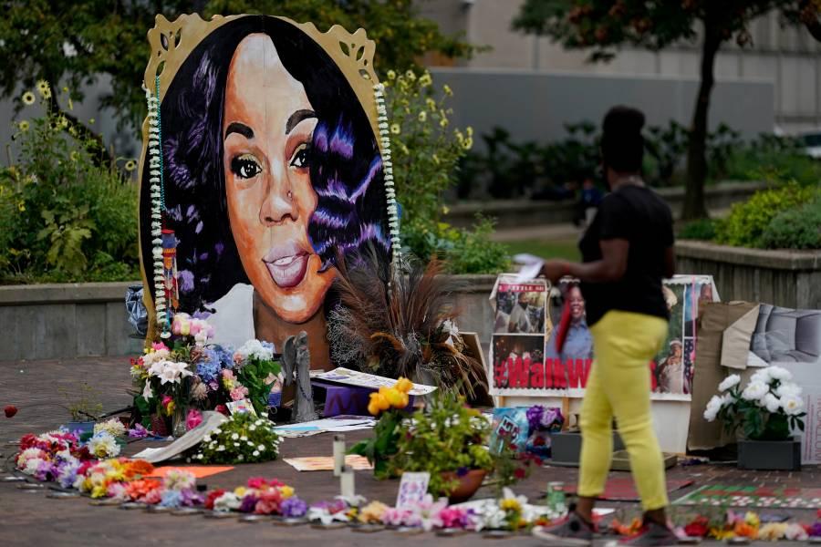 Deportistas estadounidenses critican dictamen sobre muerte de Breonna Taylor