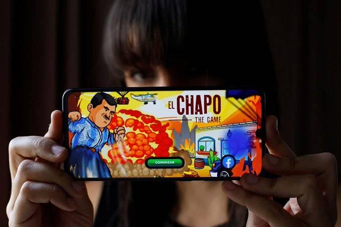 """Estudiantes lanzan """"El Chapo The Game"""", videojuego del famoso narcotraficante mexicano"""
