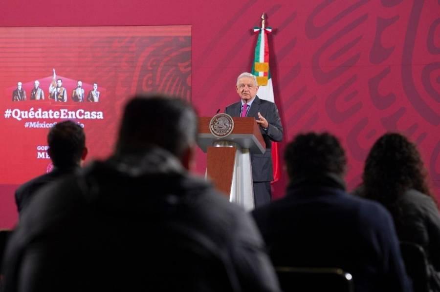 """DE """"POLITIQUERÍAS"""" CALIFICA AMLO ACUSACIONES DE JAIME CÁRDENAS"""