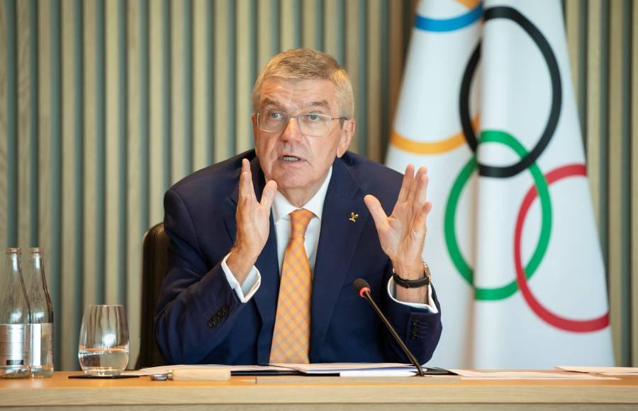 Thomas Bach optimista sobre Tokio 2020