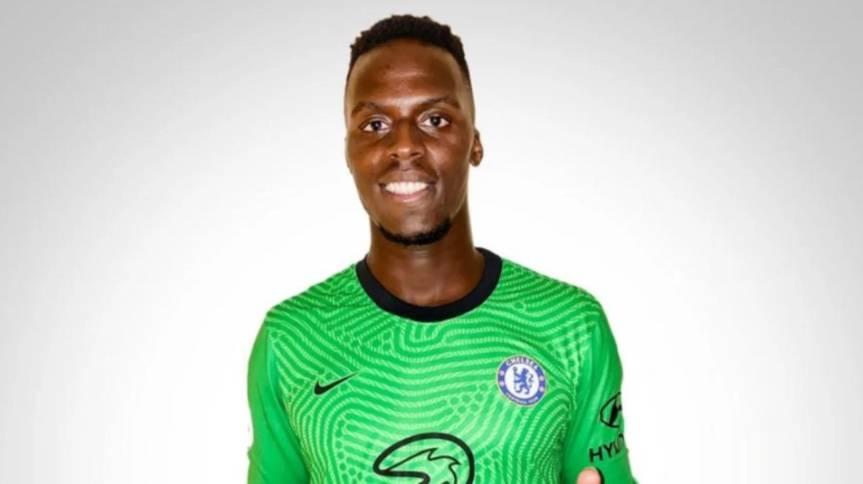 Oficial: Chelsea incorpora al portero Edouard Mendy