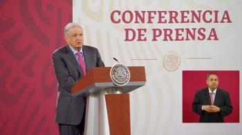CONSIDERAR AL PUEBLO AL RESOLVER SOBRE CONSULTA PARA ENJUICIAR A EX PRESIDENTES, PIDE AMLO