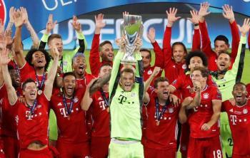 Bayern conquista la Supercopa de Europa