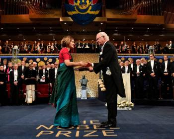 Ganadores del Nobel recibirán 110.000 dlrs adicionales por aumento del monto del premio