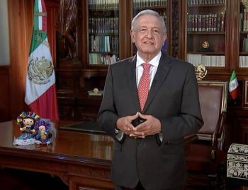 AMLO invita al turismo a México, el paraíso terrenal