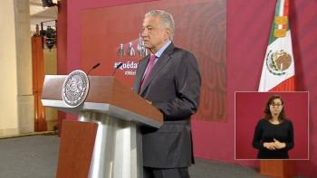 NEGATIVA DE CHIHUAHUA A ENTREGA DE AGUA, PONE EN RIESGO RELACIÓN DE MÉXICO CON EU, INDICA AMLO