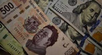 Peso mexicano extiende caída por fortaleza dólar, persisten preocupaciones coronavirus