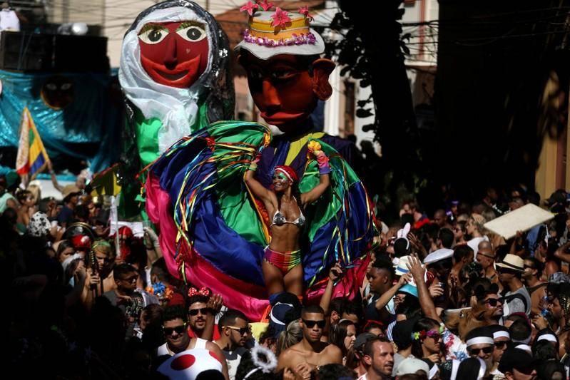 Carnaval de Río de Janeiro pospuesto por el COVID-19