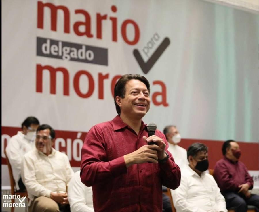Se debe mostrar madurez política: Mario Delgado