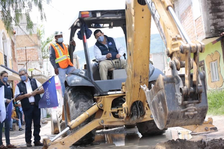 Guanajuato, 4° lugar a nivel nacional en crecimiento en la industria de la construcción
