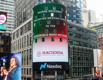 Primer bono sustentable de México en Nueva York