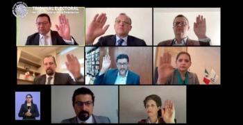 Avalan cambios realizados por el INE a proceso interno de Morena