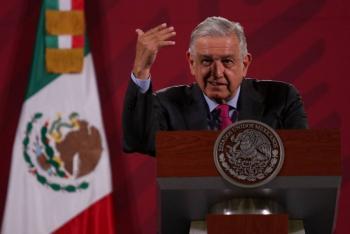 En riesgo relación México-EUA: AMLO