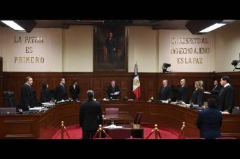 PROYECTO DE MINISTRO PLANTEA DESECHAR CONSULTA