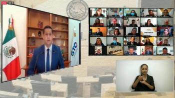 En México se requiere un nuevo pacto fiscal y un federalismo auténtico: Rodríguez Vallejo
