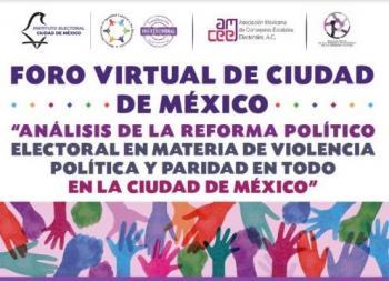 Plantean asignaturas pendientes de la reforma político-electoral en materia de violencia política y paridad