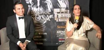 Junto a Edwin Luna, Marysol Sosa rendirá tributo a José José