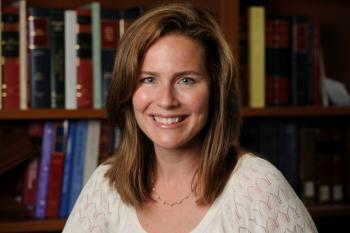 Trump nominará a Amy Coney Barrett, tras muerte de Ruth Bader Ginsburg: CNN