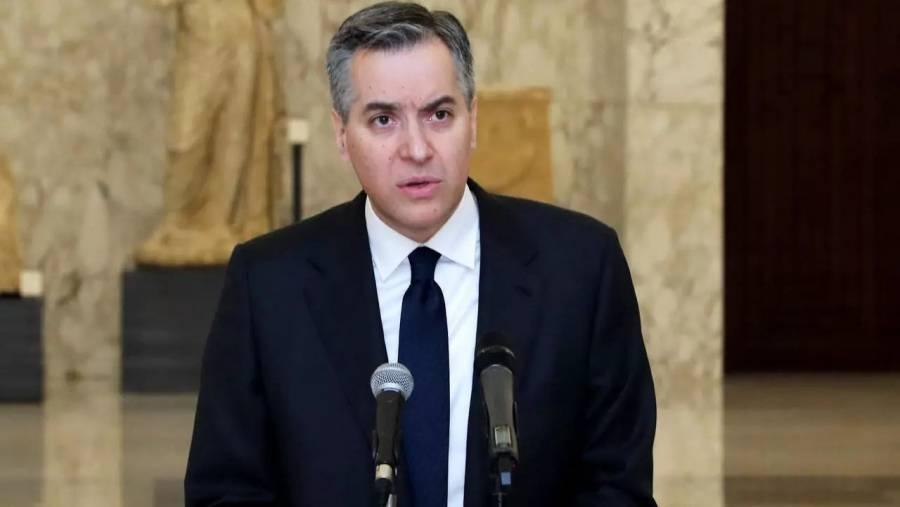 Renuncia primer ministro de Líbano tras un mes en el cargo
