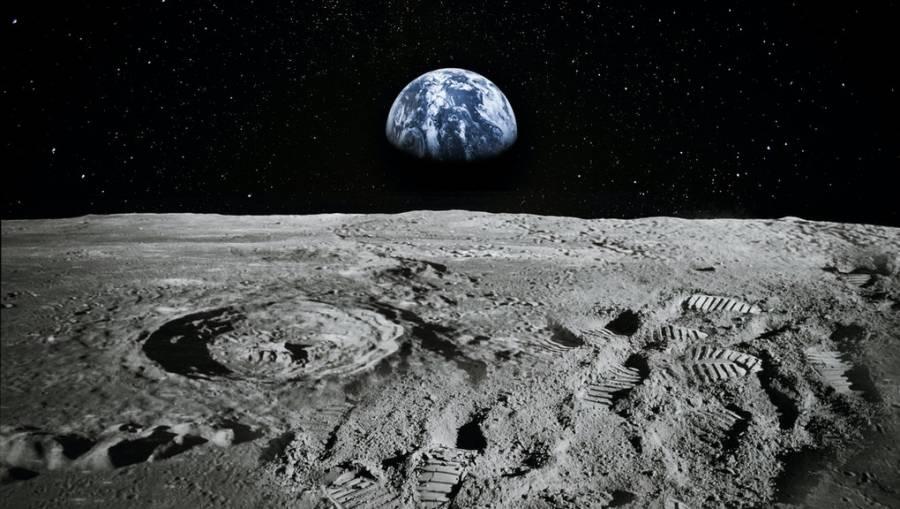 Niveles de radiación en la Luna permitirán misiones humanas largas, afirma estudio