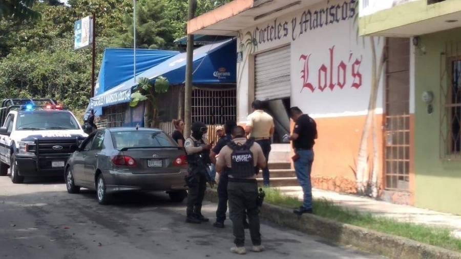 Hallan cadáver de empresario desmembrado en Veracruz