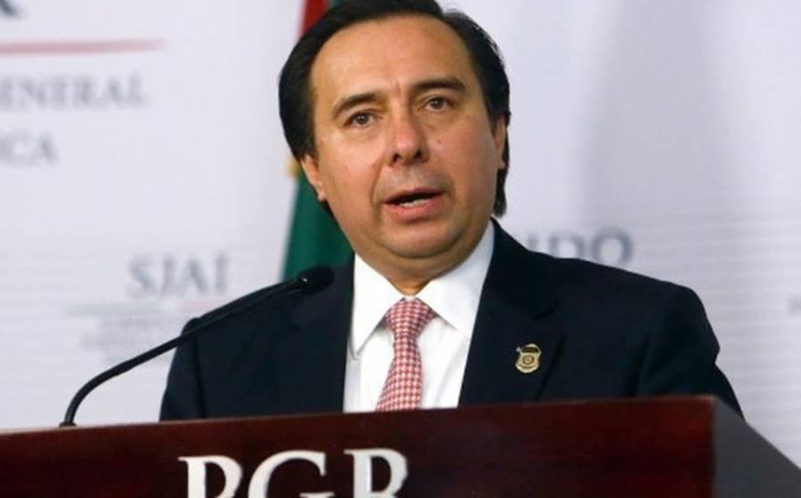 Gertz Manero señaló que Tomás Zerón sustrajo mil mdp por la verdad histórica