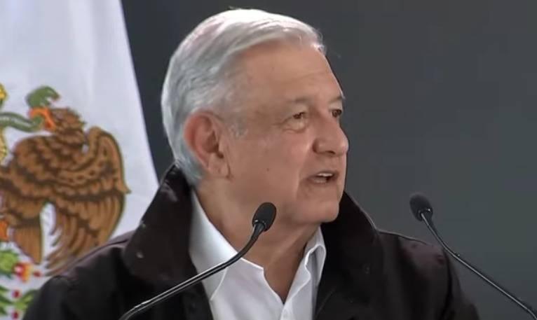 """""""México va saliendo del hoyo económico"""": AMLO"""