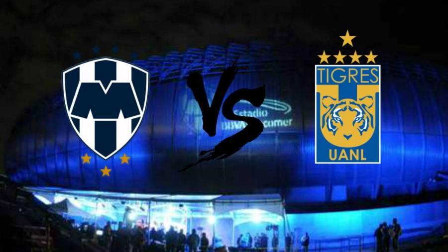 Monterrey Vs Tigres un encuentro esperado para Guardianes 2020