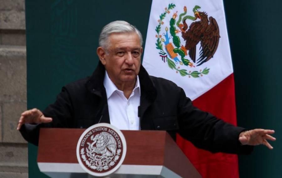 AMLO se disculpa a nombre del Estado mexicano por caso Ayotzinapa