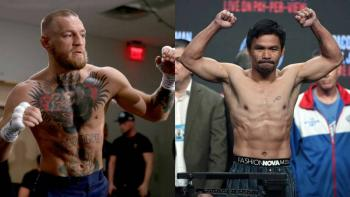 Se confirma Manny Pacquiao VS Conor McGregor