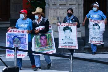 Suman 80 detenciones por caso Ayotzinapa, revela Encinas