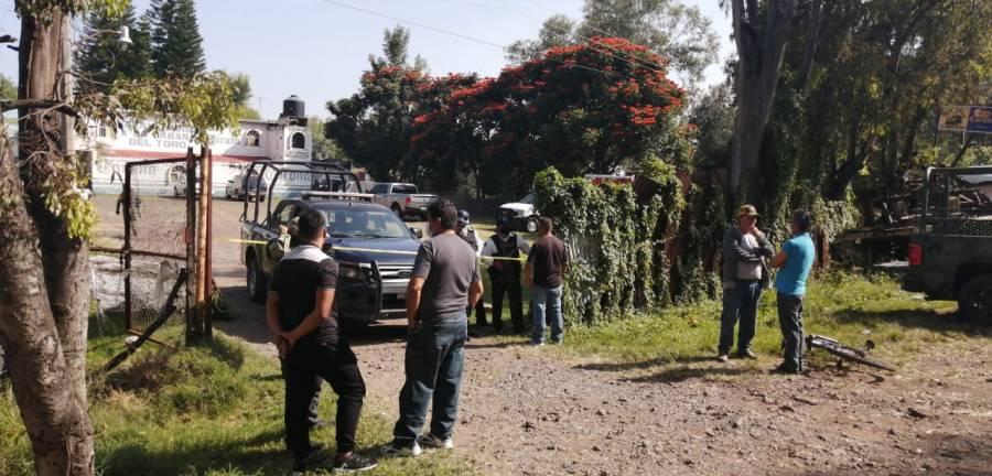 Investiga Fiscalía de Guanajuato masacre en bar de Jaral del Progreso