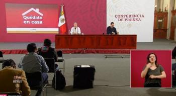 Supera México los 730 mil casos acumulados de Covid-19