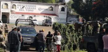 Comando armado asesina a 11 personas en bar de Guanajuato