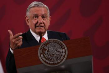 """NO DAREMOS TREGUA"", INDICA PRESIDENTE A OPOSITORES"