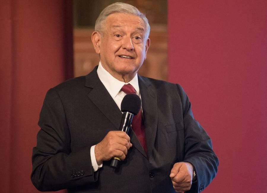 México es un país más justo sin corrupción, asegura López Obrador