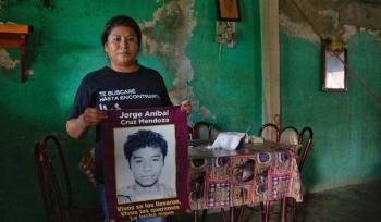 ÉL REGRESARÁ, ÉL NO ESTÁ MUERTO: Carmelita Cruz