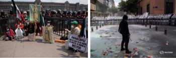 Se impidió el paso a feministas para evitar confrontaciones con FRENAAA: Subsecretario de gobierno CDMX