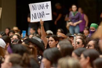 Incrementan un 45% las llamadas por violencia de género en 2020: Segob