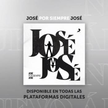 Lanzan nuevo disco de José José con canciones remasterizadas