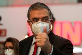 México dispondrá de vacuna Covid-19 en primer trimestre de 2021: Ebrard